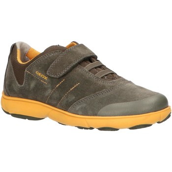Chaussures Garçon Baskets basses Geox J841TA 02214 J NEBULA Verde