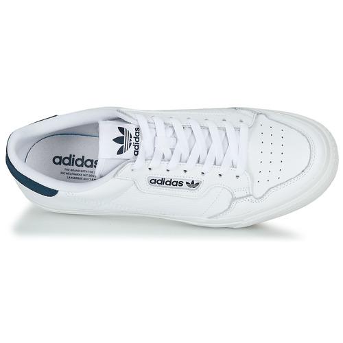 Adidas Originals Continental Vulc Blanc - Livraison Gratuite- Chaussures Baskets Basses 8995 WR9oJ