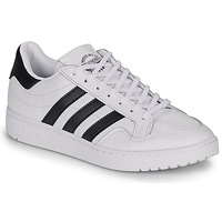 Chaussures Baskets basses adidas Originals MODERN 80 EUR COURT Blanc / noir