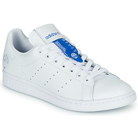Chaussures Baskets basses adidas Originals STAN SMITH Blanc