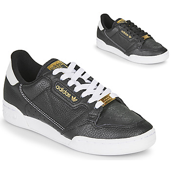 Chaussures Femme Baskets basses adidas Originals CONTINENTAL 80 Noir