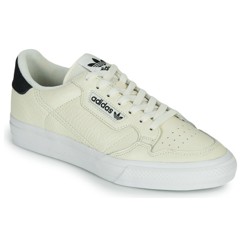 Chaussures Baskets basses adidas Originals CONTINENTAL VULC Beige