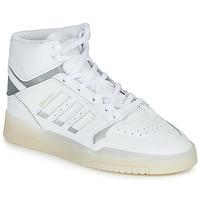 Chaussures Homme Baskets montantes adidas Originals DROP STEP Blanc