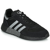 Chaussures Baskets basses adidas Originals MARATHON TECH Noir / blanc