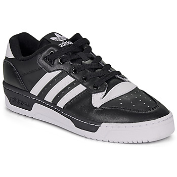 Chaussures Baskets basses adidas Originals RIVALRY LOW Noir / blanc