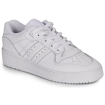 Chaussures Femme Baskets basses adidas Originals RIVALRY LOW W Blanc