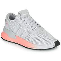 Chaussures Femme Baskets basses adidas Originals U_PATH X W Gris / Rose
