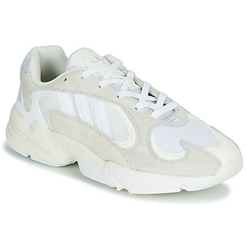 Chaussures Homme Baskets basses adidas Originals YUNG 1 Blanc