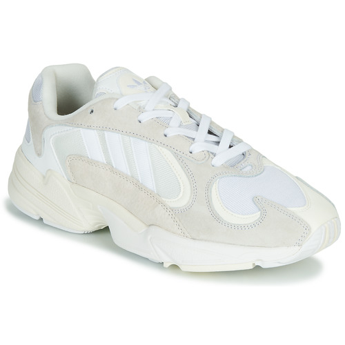chaussures homme adidas blanche