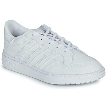 Chaussures Enfant Baskets basses adidas Originals Novice C Blanc