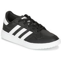 Chaussures Enfant Baskets basses adidas Originals Novice C Noir / blanc