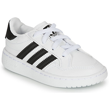 Chaussures Enfant Baskets basses adidas Originals NOVICE EL I Blanc / noir