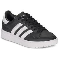 Chaussures Enfant Baskets basses adidas Originals Novice J Noir / blanc