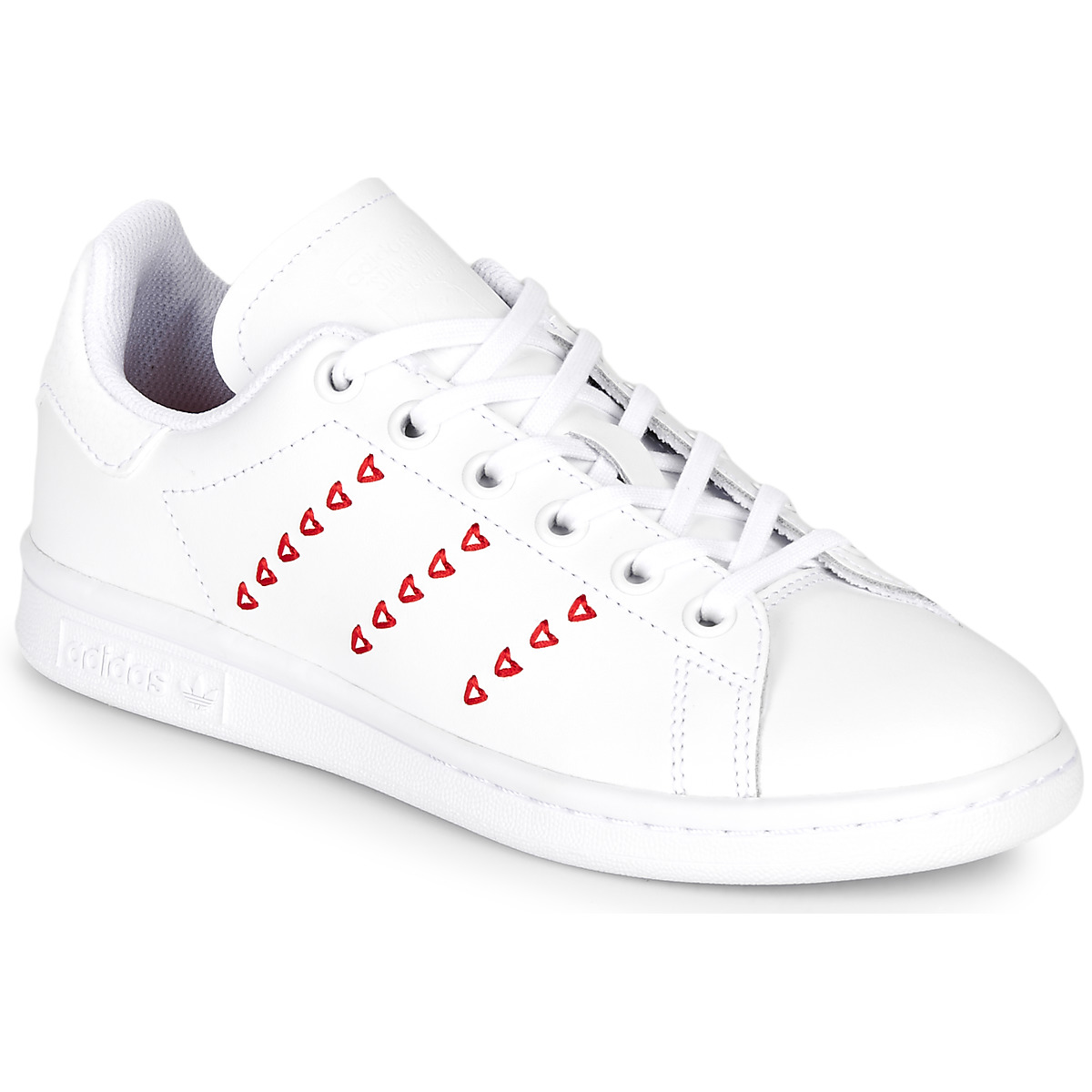 adidas femme stan smith rouge 39