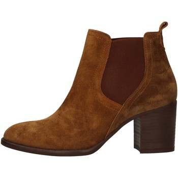 Chaussures Femme Bottines Dakota Boots DKT 5 CA MARRON