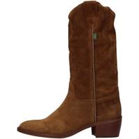 Chaussures Femme Bottes ville Dakota Boots DKT 49-2 CA MARRON