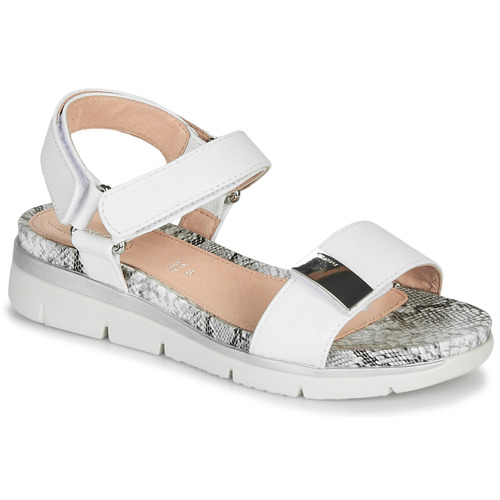 Chaussures Femme Sandales et Nu-pieds Stonefly ELODY 9 Blanc