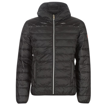 Vêtements Homme Doudounes Guess SUPER LIGHT ECO-FRIENDLY JKT Noir