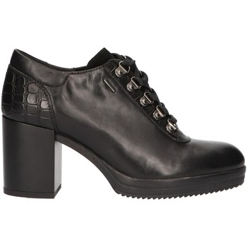 Chaussures Femme Low boots Geox D84AVB 02243 D REMIGIA Negro
