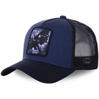 Accessoires textile Homme Casquettes Capslab Casquette trucker DC Comics Batman Bleu Marine Bleu