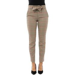 Vêtements Femme Chinos / Carrots Street One 372611 31983 strong camel beige