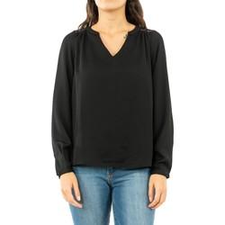 Vêtements Femme Tops / Blouses Only 15194008 eva black noir