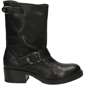 Chaussures Femme Bottes ville Carmens Padova SASHA YOUTH Exor nero
