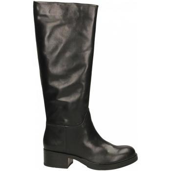 Chaussures Femme Bottes ville Carmens Padova SASHA RIDE Exor nero