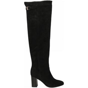 Chaussures Femme Bottes ville Carmens Padova GLENDA CUISSARD Crosta 18I nero