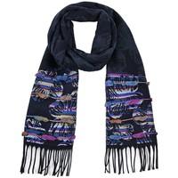 Accessoires textile Femme Echarpes / Etoles / Foulards Qualicoq Echarpe Imapa Bleu