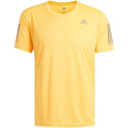 Vêtements Homme T-shirts manches courtes adidas Originals T-shirt Own the Run orange