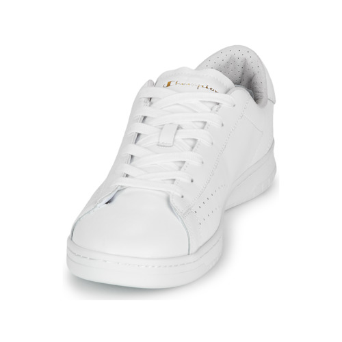 COURT CLUB PATCH  Champion  baskets basses  homme  blanc