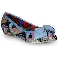Chaussures Femme Ballerines / babies Irregular Choice MINT SLICE Rose / Bleu