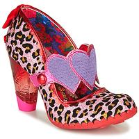 Chaussures Femme Escarpins Irregular Choice LOCKHART Rouge