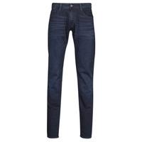 Vêtements Homme Jeans slim Le Temps des Cerises 711 JOGG Blue / black