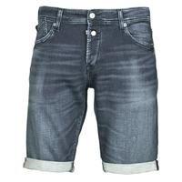 Vêtements Homme Shorts / Bermudas Le Temps des Cerises JOGG Bleu foncé