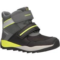 Chaussures Garçon Bottes de neige Geox J840BA 011BC J ORIZONT Negro