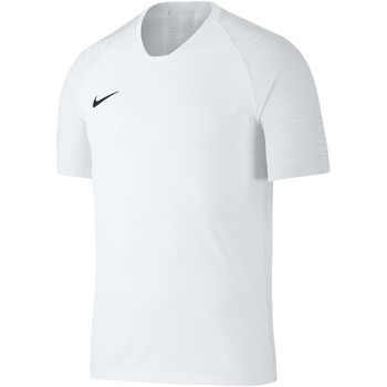 Vêtements Homme T-shirts manches courtes Nike VaporKnit II Strike SS Top Weiss