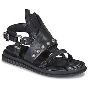 Chaussures Femme Sandales et Nu-pieds Airstep / A.S.98 POLA Noir