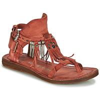 Chaussures Femme Sandales et Nu-pieds Tous les sacs Collège & Lycée RAMOS Rouge