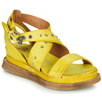 Chaussures Femme Sandales et Nu-pieds Airstep / A.S.98 LAGOS 2 Jaune