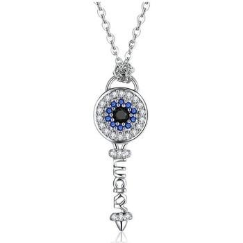 Montres & Bijoux Femme Pendentifs Blue Pearls CRY C2065 J Vert