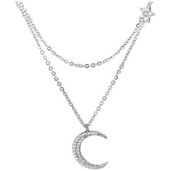 Montres & Bijoux Femme Colliers / Sautoirs Blue Pearls CRY C2064 J Multicolore