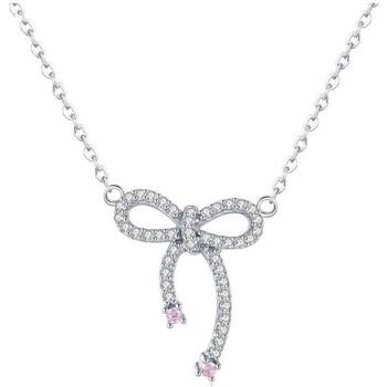 Montres & Bijoux Femme Colliers / Sautoirs Blue Pearls CRY C2066 J Multicolore