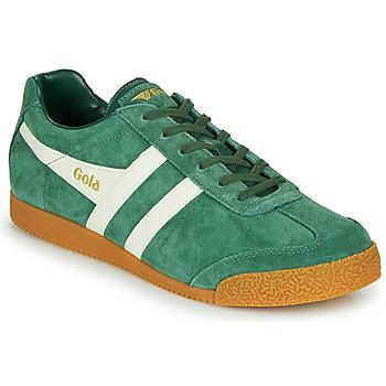 Chaussures Homme Baskets basses Gola HARRIER Vert