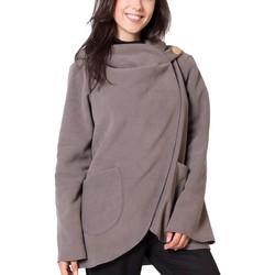 Vêtements Femme Vestes Coton Du Monde Ottawa Gris