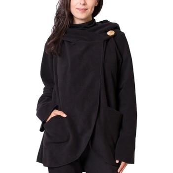 Vêtements Femme Vestes Coton Du Monde Ottawa Noir