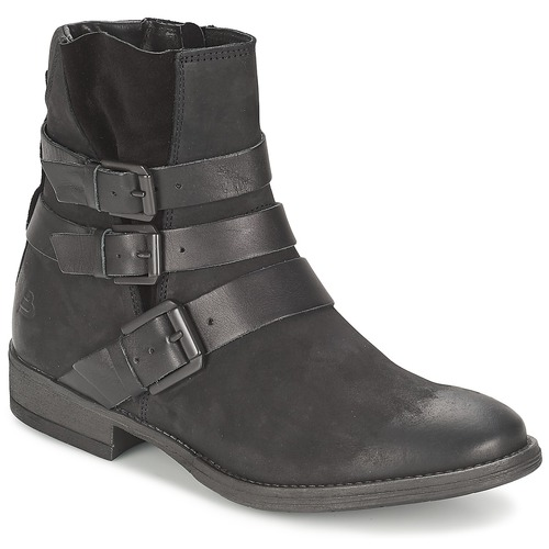 Chaussures Femme Boots Bullboxer AXIMO Noir