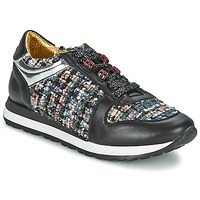 Chaussures Femme Baskets basses Lola Espeleta SPHINKS Noir / Multicolor