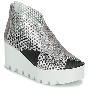 Chaussures Femme Sandales et Nu-pieds Sweet Lemon STYM Argenté